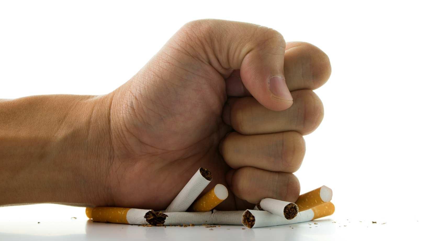 teeth and smoking